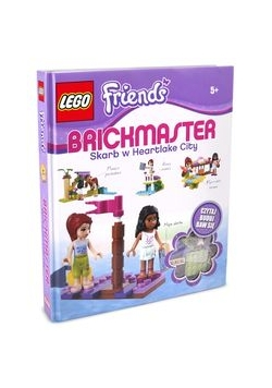 Lego Friends Brickmaster Skarb w Heartlake City