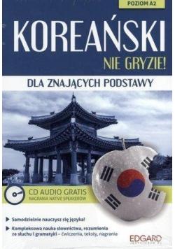 Koreański dla znających podstawy. Nie gryzie!+ CD