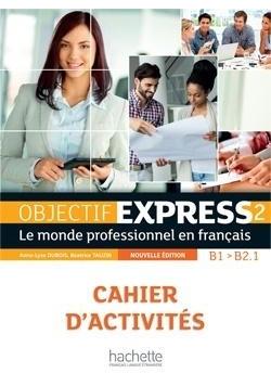 Objectif Express 2 ćwiczenia CD + HACHETTE