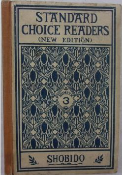 Standard choice readers, 1903r