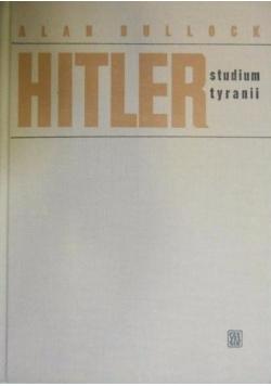 Hitler studium tyranii