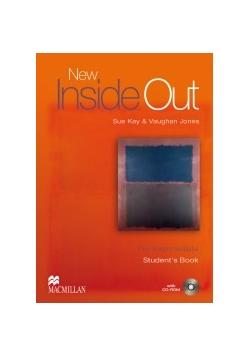 Inside Out Pre-intermediate Student's  Book