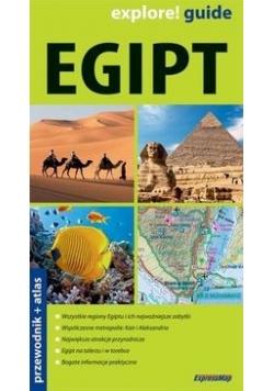 Egipt 2w1 przewodnik