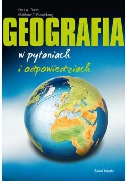 Geografia w pytaniach i odpowiedziach