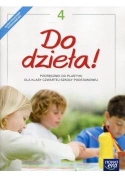 Do dzieła! 4 Podręcznik do plastyki
