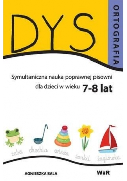 Dysortografia 7-8 lat