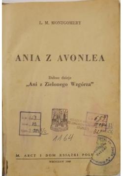 Ania z Avonlea, 1948 r.