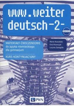 www.weiter_deutsch 2 Materiały ćwiczeniowe