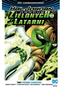 Hal Jordan i Korpus Zielonych Latarni T.1