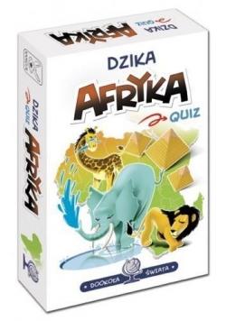 Dookoła świata. Dzika Afryka