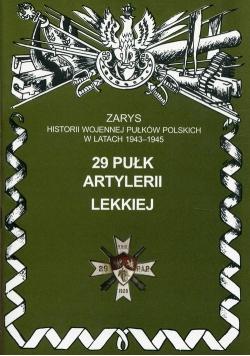 29 pułk artylerii lekkiej