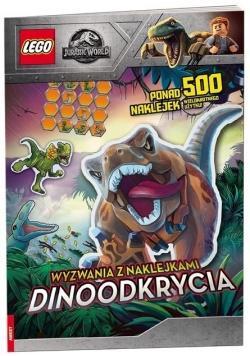 LEGO(R) Jurassic World. Dinooodkrycia