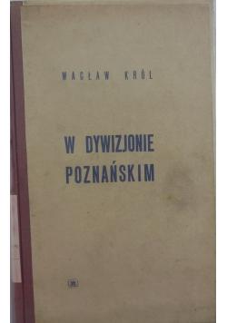 W dywizjonie poznańskim