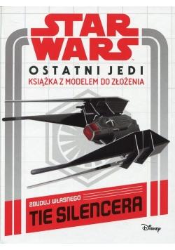 Star Wars Ostatni Jedi Książka z modelem do złożenia