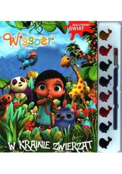 Wissper. W krainie zwierząt + farbki