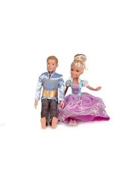 Lalka Sparkle Książę i Księżniczka
