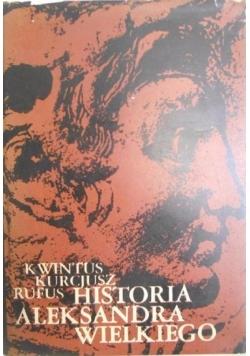 Historia Aleksandra Wielkiego
