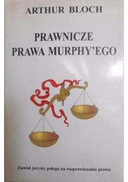 Prawnicze prawa Murphy'ego