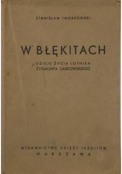 W błękitach, 1939 r.