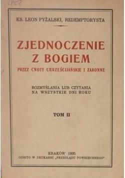 Zjednoczenie z Bogiem - Tom II , 1935 r.