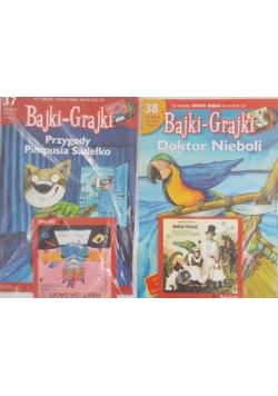 Bajki - Grajki - 37/38 z płytą CD