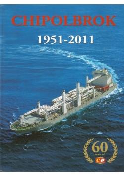 Chipolbrok 1951-2011