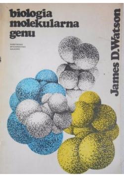 Biologia molekularna genu
