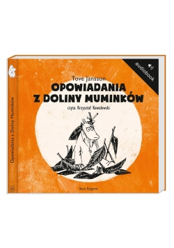 Opowiadania z Doliny Muminków. Audiobook