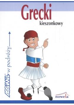 Grecki kieszonkowy w podróży