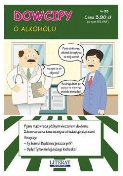 Dowcipy Nr 33 O alkoholu