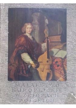 Malarstwo europejskie w zbiorach Polskich