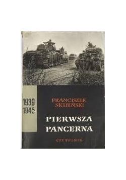 Pierwsza pancerna 1939-1945