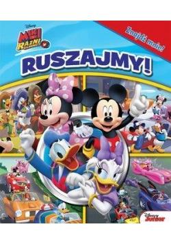 Disney Miki i Raźni rajdowcy.Ruszajmy! Znajdź mnie
