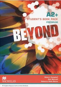 Beyond A2+ Książka ucznia Premium