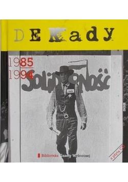 Dekady 1985-1994 + Płyta DC