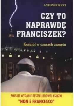 Czy to naprawdę Franciszek?