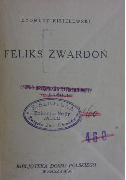 Feliks Żwardoń