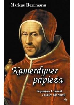 Kamerdyner papieża. Pasjonujący kryminał...