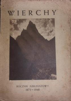 Wierchy, rok osiemnasty, 1948 r.