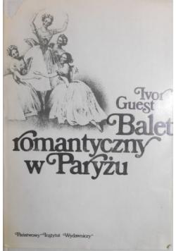 Balet romantyczny w Paryżu
