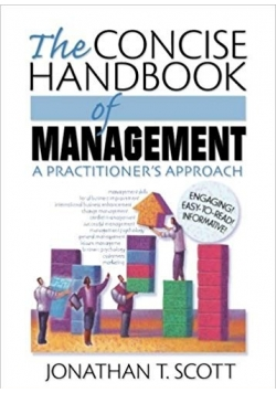 The concise handbook of managment