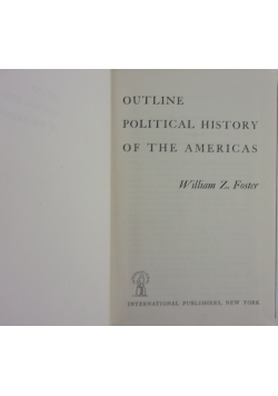Outline political history of the americas