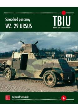 Samochód pancerny WZ. 29 Ursus
