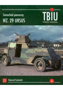 Samochód pancerny W. 29 URSUS