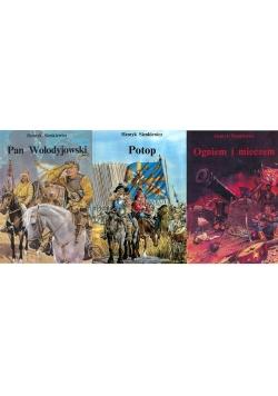 Trylogia: Ogniem i mieczem. Potop. Pan Wołodyjowski