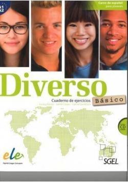 Diverso basico A1+ A2 ćwiczenia + CD
