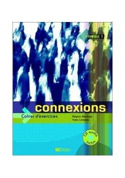 Connexions 1 ćwiczenia + CD Audio
