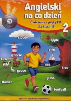 Angielski na codzień cz.2 ćw + CD