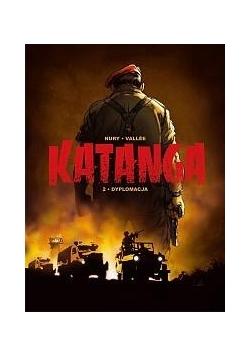 Katanga T.2 Dyplomacja