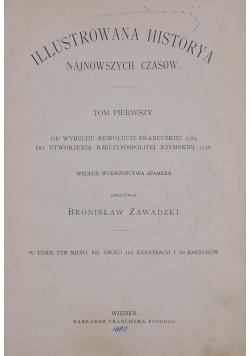 Dzieje powszechne illustrowane, 1880r.